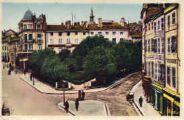 1 vue  - square Lalande et avenue Alsace-Lorraine (ouvre la visionneuse)