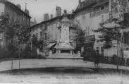 1 vue  - monument et square Lalande (ouvre la visionneuse)