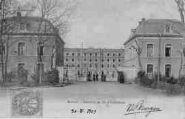 1 vue  - caserne du 23e d'Infanterie (ouvre la visionneuse)