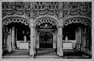 1 vue  - église de Brou - intérieur (ouvre la visionneuse)