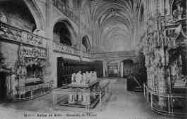 1 vue  - église de Brou - ensemble du choeur (ouvre la visionneuse)