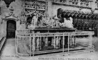 1 vue  - église de Brou -mausolée de Philibert le Beau (ouvre la visionneuse)