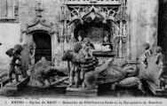 1 vue  - église de Brou -mausolée de Philibert le Beau et Marguerite d'Autriche (ouvre la visionneuse)