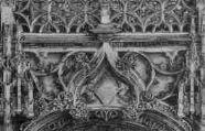 1 vue  - église de Brou - détail du mausolée de Marguerite d'Autriche (ouvre la visionneuse)