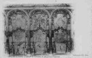 1 vue  - église de Brou - détails de l'oratoire de Marguerite d'Autriche (ouvre la visionneuse)