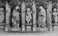 1 vue  - église de Brou - mausolée de Marguerite de Bourbon (ouvre la visionneuse)