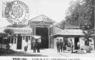 1 vue  - Entrée de la 3e Foire-Exposition (juin 1929) (ouvre la visionneuse)