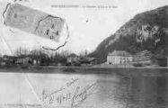 1 vue  - le Bruyére, le Lac et la Gare (ouvre la visionneuse)