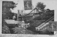 1 vue  - pont de Cordon, sur le Rhône (ouvre la visionneuse)