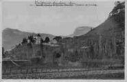 1 vue  - château de Cordon (ouvre la visionneuse)