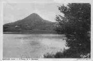 1 vue  - l'étang et le Monthoux (ouvre la visionneuse)