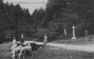 1 vue  - le col du Cruchon (ouvre la visionneuse)