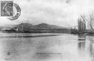 1 vue  - le pont du Rhône (ouvre la visionneuse)