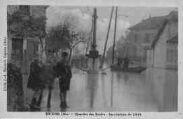 1 vue  - quartier des écoles - inondations de 1944 (ouvre la visionneuse)