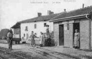 1 vue  - Corgenon, la Gare (ouvre la visionneuse)