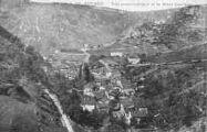 1 vue  - vue panoramique et le Mont Carmier (ouvre la visionneuse)
