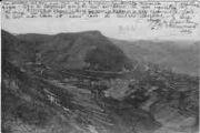 1 vue  - cirque , le Mont Carmier, la vallée et le Mont Châtel (ouvre la visionneuse)