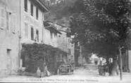 1 vue  - hôtel Pellin et avenue des Terreaux (ouvre la visionneuse)