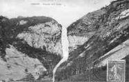 1 vue  - cascade de la Culaz (ouvre la visionneuse)
