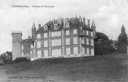 1 vue  - château de Tavernost (ouvre la visionneuse)