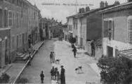1 vue  - Rue de Coligny, prise du haut (ouvre la visionneuse)