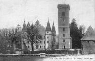 1 vue  - le Château - façade est (ouvre la visionneuse)