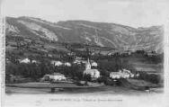 1 vue  - villages du Haut et mont Lachat (ouvre la visionneuse)