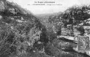 1 vue  - gorges de la Volferine (ouvre la visionneuse)