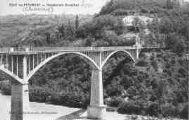 1 vue  - pont de Pyrimont - restaurant Durafour (ouvre la visionneuse)
