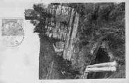 1 vue  - la vieille tour et la cascade de la Dorche (ouvre la visionneuse)
