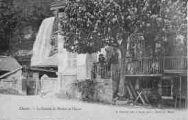 1 vue  - cascade du Moulin de Charix (ouvre la visionneuse)