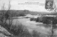 1 vue  - les vords de la rivière d'Ain sous Charnoz (ouvre la visionneuse)