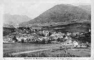 1 vue  - vue générale - le Sorgia (1608m) (ouvre la visionneuse)