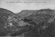 1 vue  - Panorama vu de la Tour sur la Vallée de la Semine (ouvre la visionneuse)