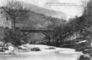 1 vue  - pont rustique de Ciz sur la Semine (ouvre la visionneuse)