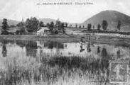 1 vue  - l'étang du Nièvre (ouvre la visionneuse)