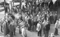 1 vue  - Les Halles, jour de marché (ouvre la visionneuse)