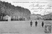 1 vue  - place de la Bascule et les Promenades (ouvre la visionneuse)