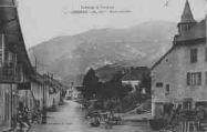 1 vue  - vallée de la Valserine - route de Lélex (ouvre la visionneuse)