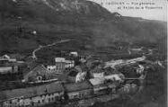 1 vue  - vue générale et vallée de la Valserine (ouvre la visionneuse)