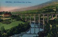 1 vue  - sur la rivière d'Ain - le viadux (ouvre la visionneuse)