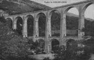 1 vue  - viaduc de Cize-Bolozon (ouvre la visionneuse)