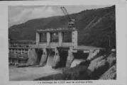 1 vue  - Le barrage de Cize sur la rivière d'Ain (ouvre la visionneuse)