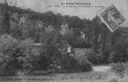 1 vue  - La rivière d'Ain et les Rochers de Jarbonnel (ouvre la visionneuse)