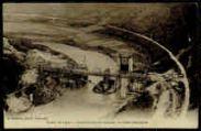 1 vue  - Vallée de l'Ain - Construction du barrage de Cize-Bolozon (ouvre la visionneuse)