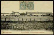 1 vue  - Environs de Coligny - Le dépôt de Remonte de Romanèche (ouvre la visionneuse)