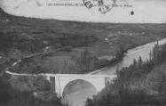 1 vue  - pont Carnot et vallée du Rhône (ouvre la visionneuse)