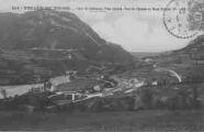 1 vue  - gare de Collonges, pont Carnot, Fort l'Ecluse et Mont Vuache (ouvre la visionneuse)