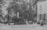 1 vue  - hospice de Grex - la cour Saint-Vincent (ouvre la visionneuse)