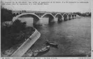 1 vue  - Le Pont d'Arciat. Sa longeur est de 252 mètres (ouvre la visionneuse)